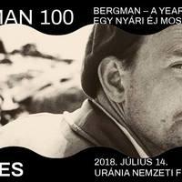 BERGMAN 100 - Évfordulós vetítések az Urániában