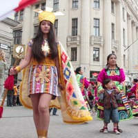 Az Andoktól keletre (Letenyei László – Javier Zea: Inti Raymi)
