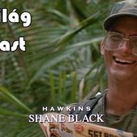 Shane Black, az utolsó cserkészpredátor
