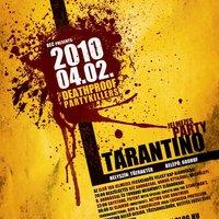 Tarantino party a Tűzraktérben