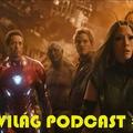 Filmvilág Podcast #24 - A Marvel-vonaton nincsen fék?