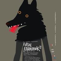 Fiatal Farkasok II. - május 6-14, Budapest - Pécs