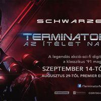 Nyerj belépőt a 3D-s Terminator kettőre!