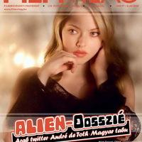 Alienek, ausztrálok, Tóthék - itt az áprilisi Filmvilág