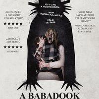 Mozikban A Babadook - Gyere velünk rettegni!