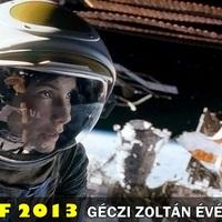 Best of 2013 - A vakszerencse éve