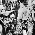 Lángoló kereszt és fehér csuklya - A Ku-Klux-Klan a moziban