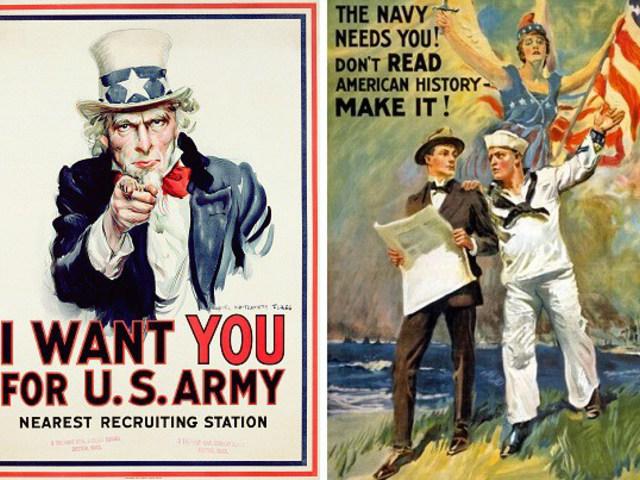 Világháborús mozipropaganda amerikai módra