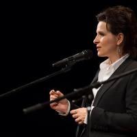 Juliette Binoche megnyitója a CineFesten