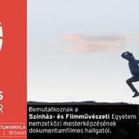 Dokkmesterek - DocNomads kurzus az SzFE-n