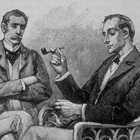 Sherlock Holmes a moziban