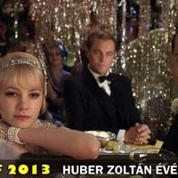 Best of 2013 - Huber Zoltán évértékelője