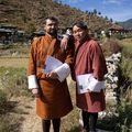 Bhutáni boldogságügynököket követ a Himalájában Zurbó Dorottya