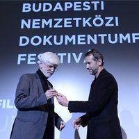 Gazdag Gyula filmrendező kapta a BIDF Életműdíját
