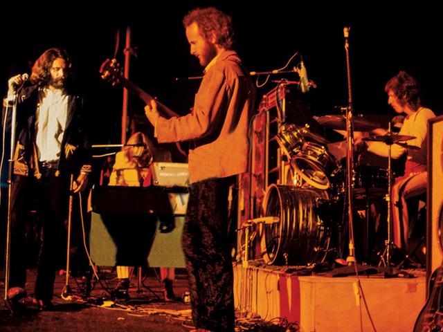 Jim Morrison emlékvetítés a Pólus Moziban