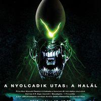 40 éves az Alien – Nyerj jegyet a jubileumi vetítésre!