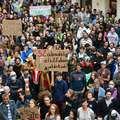 Pénteken újra tüntetnek az SZFE hallgatói