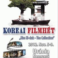 Kim Ki-duk filmek az Urániában