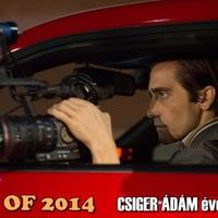 Best of 2014 – Csiger Ádám évértékelője