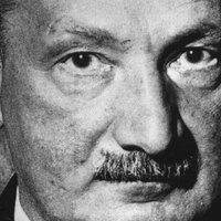 Heidegger, a náci