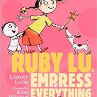 Ruby Lu, Empress Of Everything Download Pdf