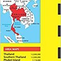 ``INSTALL`` Thailand Travel Map Seventh Edition (Periplus Travel Maps). Contacto question Response service hotline Talalay Museo