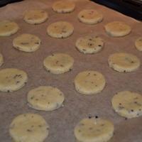 Earl grey-s cookie és a Gyömbéres cookie