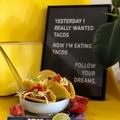 Tu quieres a comer un taco, Pablo? avagy jöhet egy taco?