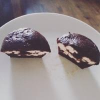 Túrórudi muffin