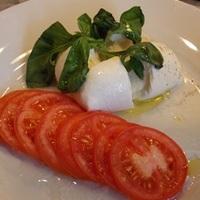 Caprese saláta (Paradicsomos-mozzarella saláta)