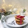 Rozmaringos-aszalt paradicsomos keksz
