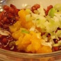 Gránátalma saláta
