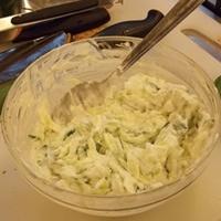 Tzatziki saláta