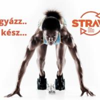 Strava - Első lépések
