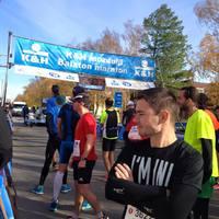 12. K&H mozdulj! Félmaraton