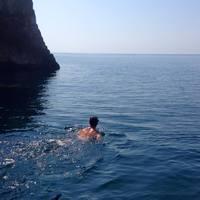 Ironman, aki fél a vízben