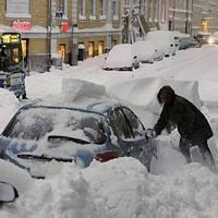 A finn tél