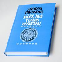 Az észt Stalker díj nyertese Andrus Kivirähk