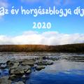 Az Év Horgászblogja 2020