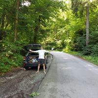 Megtanultam legyezni avagy brutál kalandok Bled környékén - 1. Nap
