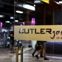 Cutler Gold - Edzőterem teszt