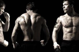 Hogyan lett +14kg izom Tom Hardyn a Warriorban?