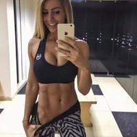 Megérkeztek a februári fitness lányok!