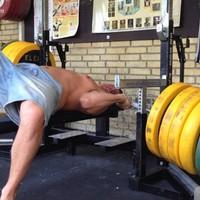Új fekvenyomó paddal támad a fitness ipar