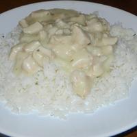 Carbonara csirkemell