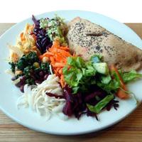 4+1 szuper étel (nem csak) vegán testépítőknek