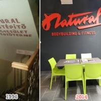 Teremszemle: Püspökladány, Natural Gym