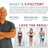 Az 5 faktor diéta