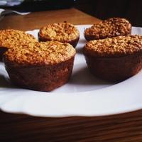 Diétás banános muffin