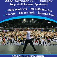 FITTARÉNA NOVEMBER Budapest Papp Lászlo SportAréna